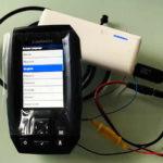 【DIY】ガーミンストライカー4魚探をモバイルバッテリーに取り付け