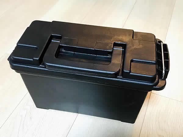 魚群探知機ボックス