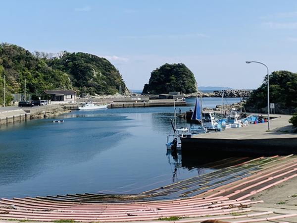宮川港で防波堤釣り