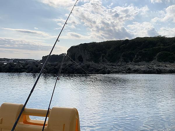 宮川港の釣りは惨敗