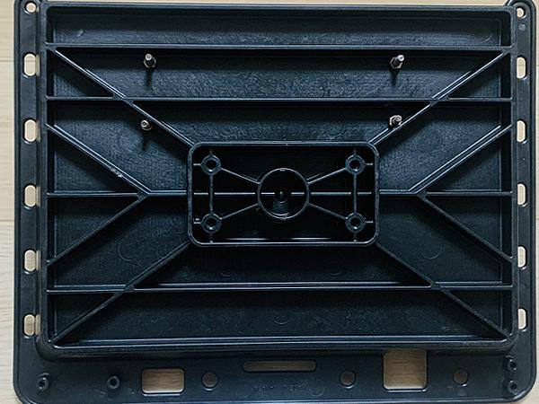 Scottyのベイトボードの裏側