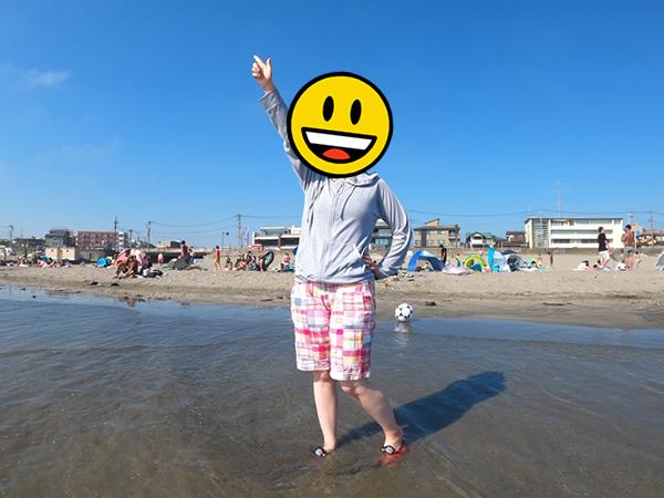 GoProを海で使って撮影してみた