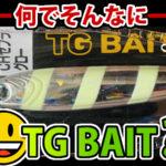 TG BAIT, ティージーベイトの何がそんなに凄いの?