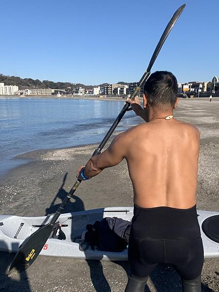 漕ぐ際に使う筋肉について